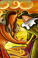 pilgrims_and_indians_handshake_art-150X225-at-100